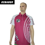 Custom Design Sublimated Dry Fit Polo Shirt