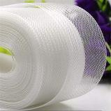 4cm*50 Yards Flat Stiff Plain Hard Crinoline Horsehair Braid Garment Accessories Interlining Sewing Trim