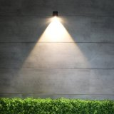 R7s Outdoor Boundry LED Wall Down Light 1W