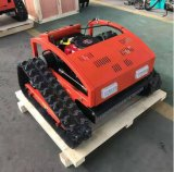 Automatic Gasoline Power Lawn Mower Remote Control Lawn Mowers for Hot Sale