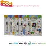 Educational Game Custom Wipe Clean Children Book with Pen
