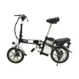 Wholesale 8V Mini 14 Inch Lithium Battery Foldable Electric Hybrid Electric Bike
