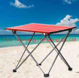 Outdoor Furniture High Quality Lightweight Wholesale Camping Aluminium Cheap Portable Folding Foldable Picnic Table Home Gym