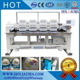 4 Head 15 Needle Cap Uniform Embroidery Machine / Factory High Quality Multi-Head Embroidery Machine