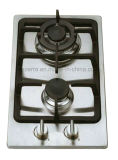 Two Burner Cost Iron Built in Gas Hob Jzs3003