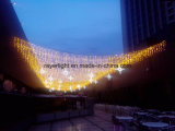 Wedding Party Decoration Warm Light LED Icicle for Lighting