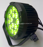 Outdoor IP65 18*18W RGBWA UV 6in1 LED PAR
