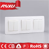 220V Power Universal Modular Wall 2 Way Switches
