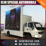 Lower Price Scrolling Advertising Board Truck Mobile LED Stage Vehicle