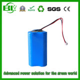 Factory Price 11.1V2600mAh Security Product Lithium Battery Pack with Ce