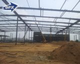 Shandong Durable Portal Warehouse and Workshop Construction Building Cement Plant Cheap Peb Light Steel Frame Structure in Dubai