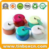 Candle Metal Tin with All Kinds of Scents