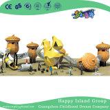 Galvanized Steel Acorn House Playground for Children Climbing (HK-2201)