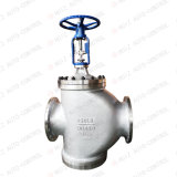 API/API6d/API608 Cast/Forged/Stainless Steel Ss Float/Floating/Trunnion/Dbb Types Electric/Pneumatic Industrial Oil/Gas/Water Full Bore/Port 3 Pieces Ball Valve