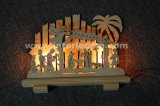 Christmas Wooden Light with Decorative LED (IL1082614)
