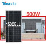 Trina Solar Vertex 210mm 150 Solar Cells Solar Panel Mono Perc Solar Panels Price 495W 500W 505W Panel Solar with Ce TUV