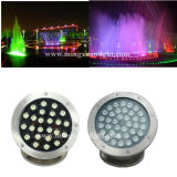 High Power 24*1W/3W RGB Swimming Pool LED Underwater Light
