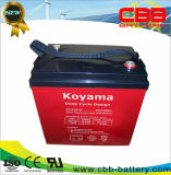 6V 210ah Deep Cycle AGM Motive Power Battery