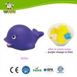 Bath Floating Fish, Thermosensitive Bathtime Fun Toys, BPA Free Baby Products