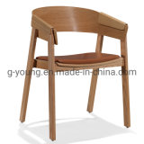 Best Seller Restaurant/Cafe Armrest Wood Chair