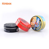 Hot Sale Aluminium Tin Box for Shoe Polish and Wax