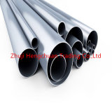 Q235B Carbon Steel Conveyor Rolled Round Pipe for Steel Structure