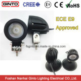 Hot Sale ECE R10 LED Motor Light 2.5inch Round Mini LED Work Lamp