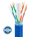 High Quality Computer 4pairs CCA Cat5e LAN Cable 1000FT with Good Price