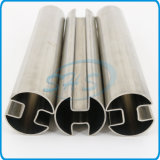 TP304 Stainless Steel Tube with Channel