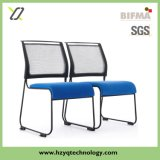 Cheap Modern Black Portable Lumbar Support Executive Stacking Mesh Fabric Office Meeting Visitor Chairs