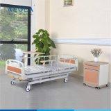 Five Cranks Manual Hospital Bed Manufacturer Wholesale Adjustable Bed