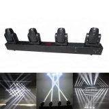 Disco DJ Equipment LED Four-Head Mini Moning Head Stage Light/Lighting