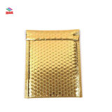 Sample Free No MOQ Customized Gold Bubble Mailer Metallic Colored Padded Bubble Envelope Bag Made in China Manufacture