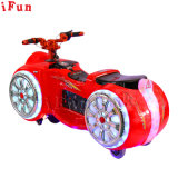 2020 Outdoor Cheap Playground Equipment Kids Prince Motorcycle Mini Electric Bumper Car Ride Remote Control Kids Amusement Rides