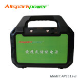 500W Portable AC & DC Power Station Charged by Solar Panel/AC Power/DC Power