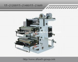 Automatic 2 Color Flexo Printing Machine (YT-2600/YT-2800/YT-21000)