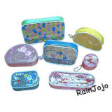 Soft PVC Cosmetic Bag for Various Usage