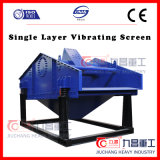 Coal Sand Cooper Iron Ore Machinery Vibrating Screen High Quality