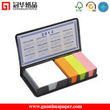 Printed Sticky Note with PU Holder