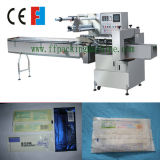 Competive Price Napkin Packaging Machine with Servo Motor Control