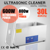 30L 1400W Digital Stainless Steel Ultrasonic Cleaner