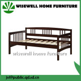 Home Furniture Adjustable Wooden Bed Without Mattress (WJZ-B65)