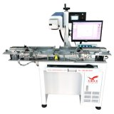 CO2 Laser Type on The Fly Laser Marking System Machine