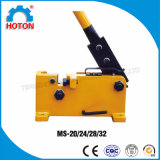 Manual Bar and Section Cutter Machine (MS-20 MS-24 MS-28 MS-32)