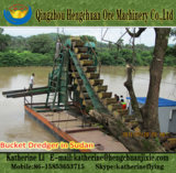 Widely Used Small Gold Mining Dredger for Sale