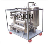Nakin Tyk Phosphate Ester Fire - Resistant Oil Purification System