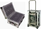 Hot Sale 200W Solar Power System Portable Case Box with TUV Certificate