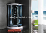 Fashion Shower Room with Black Profile