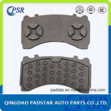 Brake Pads Backing Plate for Benz with High Shear Strength