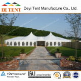 Deyi Mixed Wedding Tent with High Peak Roof